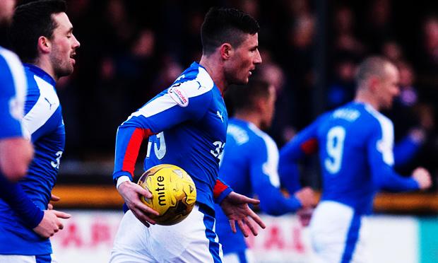 Debut Goal: Michael O'Halloran